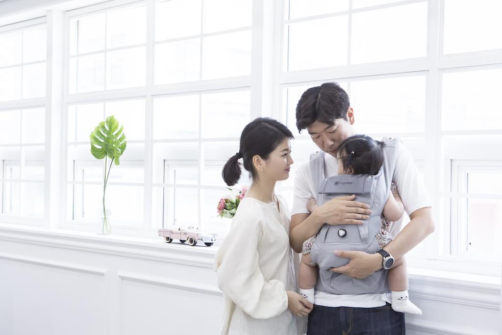 김희진 가족