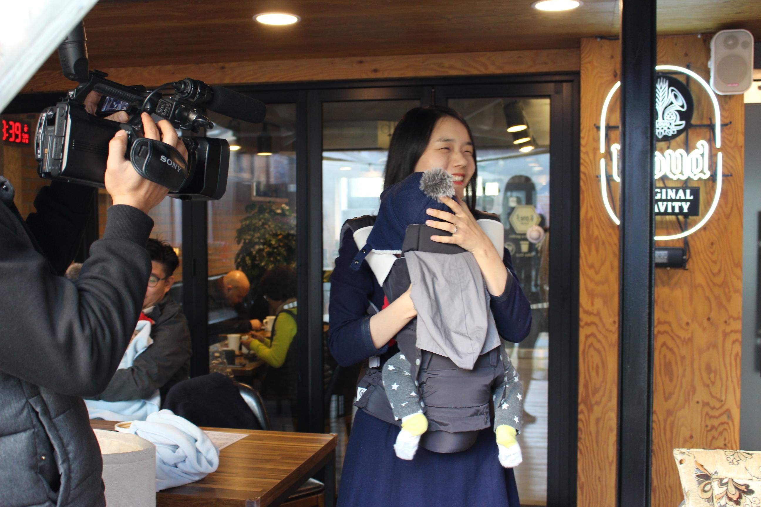 JTBC 오아시스 영상 인터뷰